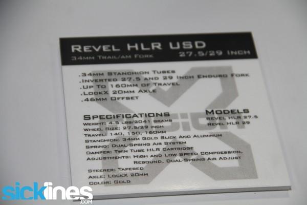 2014 Yeti Cycles 575 & SB75, X Fusion Revel Inverted Fork, Thomson